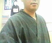 気軽に作務衣〜和服