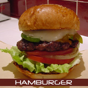 ハンバーガー TOKYO