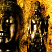 薬師寺 聖観世音菩薩像