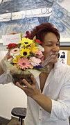 北代高士にお花を贈ろうっ!!