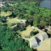 沖縄 中城城跡