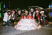 ホウキ星 Kobe CandleNight