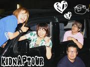 KIDNAP TOUR