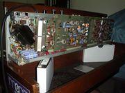 シンセサイザー解体、改造、修理