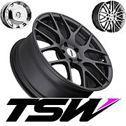 TSW Wheels★ホイール