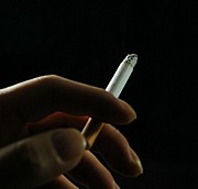 タバコは大切なお友達