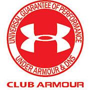 CLUB ARMOUR アンダーアーマー