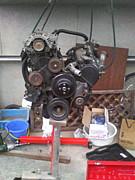 6G72 エンジン