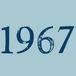 1967生まれ