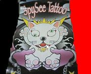 SpySee  Tattoo
