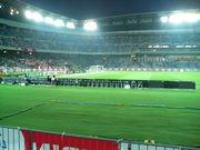 みんなでサッカー観戦 in京都
