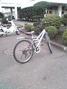 藤原先生のバイク姿が好き!