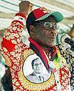 ムガベ大統領(ジンバブエ)