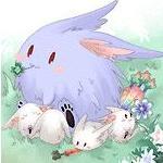 ROのウサギ大好き