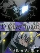 D.Gray-man&METAL会