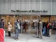 MoMAの写真