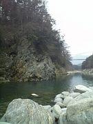 ☆益田川 渓流釣り☆