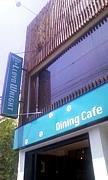 Dining cafe LLOYD WRIGHT