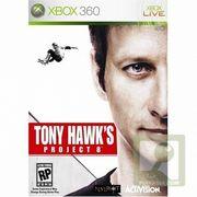 """""""TONY HAWK'S PROJECT 8"""""""