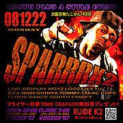 SPARRRX!!