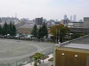 名古屋市立八王子中学校バレー部