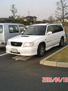 ☆FORESTER Stb STi (SF5)☆