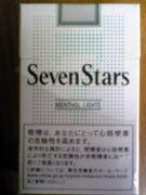 SevenStar MENTHOL LIGHTS