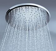 シャワーで溺れそうになる