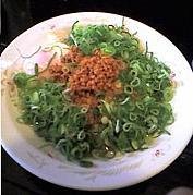 汁なし坦坦麺 @広島