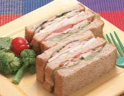 手作りサンドイッチが大好き!