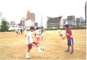 大阪市立東高等学校サッカー部