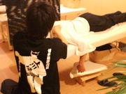 私はマッサージをしてる人福岡