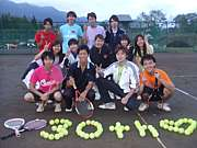 ☆WINDY Tennis Circle 30th☆