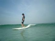 波がなくても、海に行く!