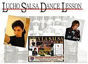 Lucho Salsa Dance Lesson