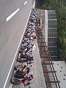 松山の走り屋、峠inフルバンク