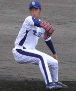 竜の技巧派左腕・川井雄太!