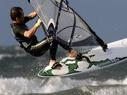 琵琶湖 ウインドサーフィン