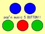 pop'n music 5 BUTTON!!