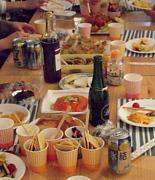 Kitchen Home Party*osaka