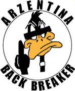 ARZENTINA BACK BREAKER