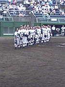 僕は吉原高校野球部を応援する。