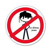 unti skinny jeans