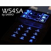 au W54SA