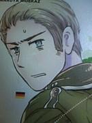 ドイツをいじめたい@ヘタリア