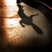 消えたスケートボーダー