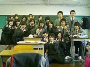 ★日大国際クラス第4期生★