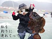 私を釣りに連れてって!