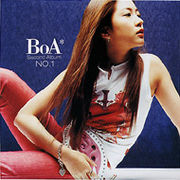 BoAの韓国版『No.1』が好き♪