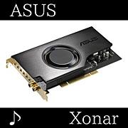 ASUS Xonar【サウンドカード】